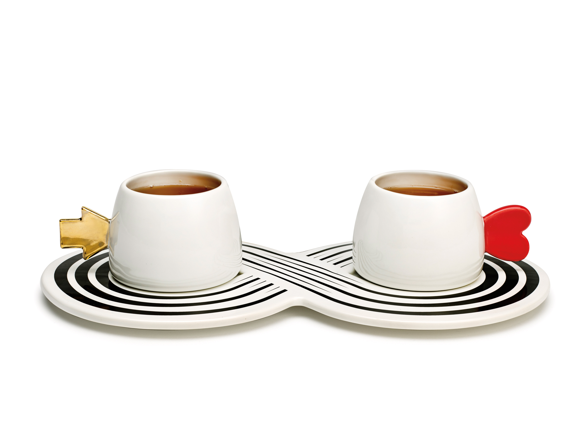 Connect with Galerie  sc 1 st  Galerie Magazine & Line of Tableware by Italian Design Stars - Galerie