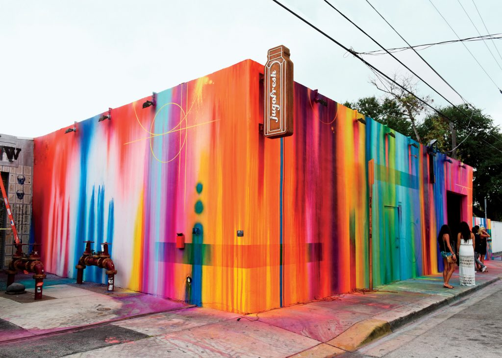 Get Our Weekly Newsletter & See Miamiu0027s Most Spectacular Street Art - Galerie