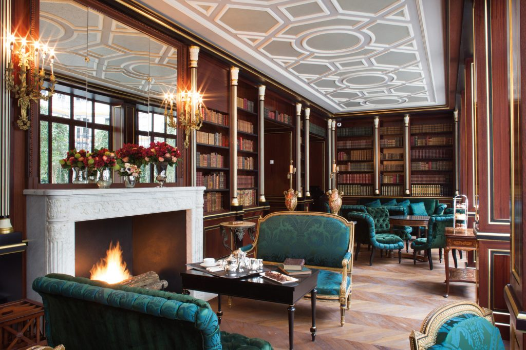 Hotel Designs jacques garcia's most lavish hotel designs - galerie