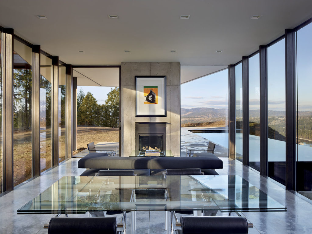 See Architect Tom Kundig S Latest Masterpiece In Spokane