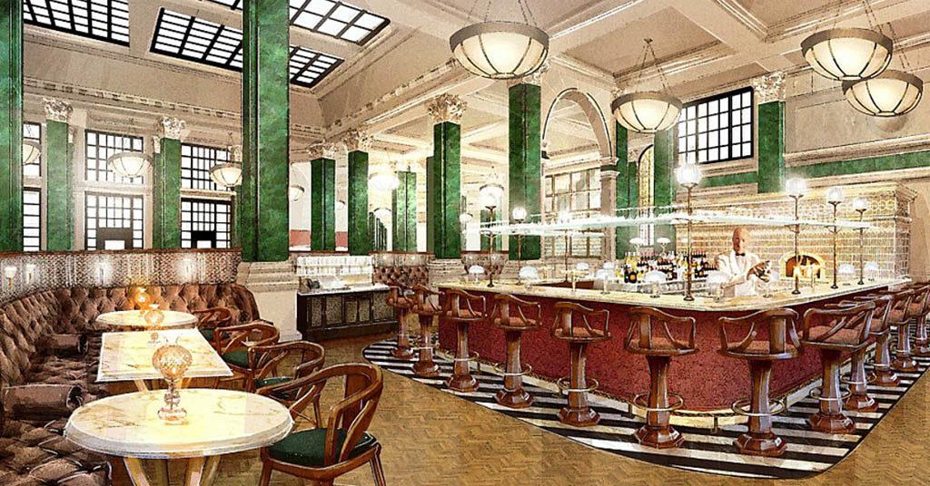 The Palm Restaurant London