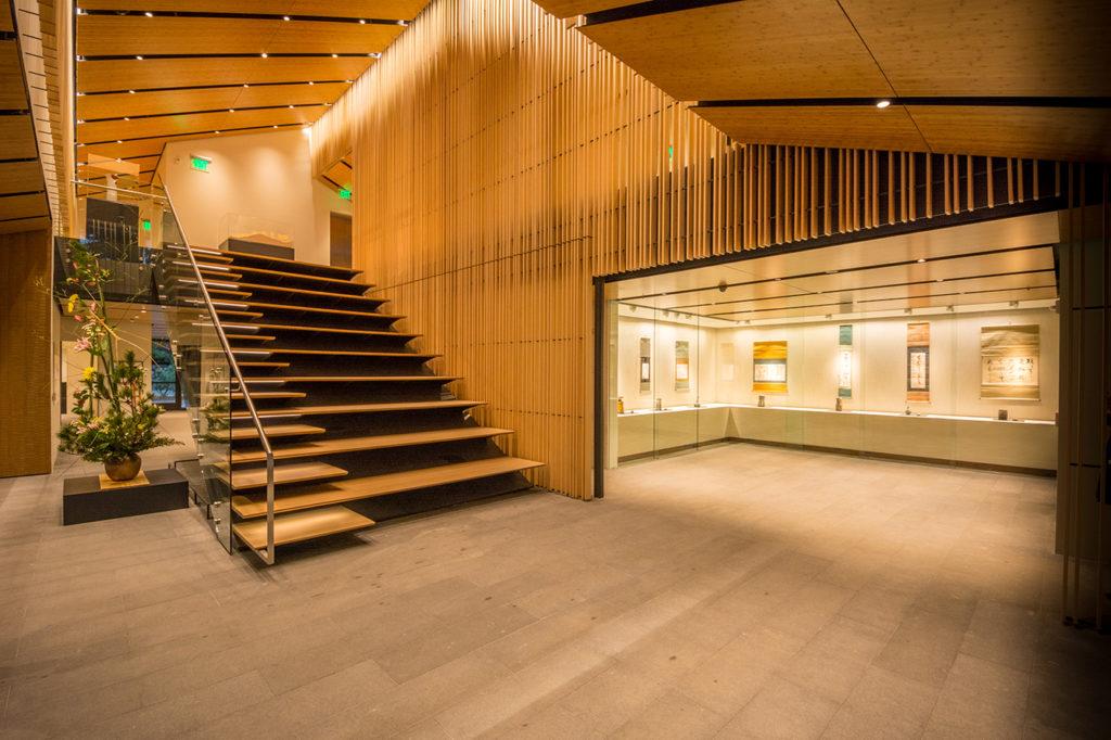 Kengo Kuma Expands The Portland Japanese Garden Galerie
