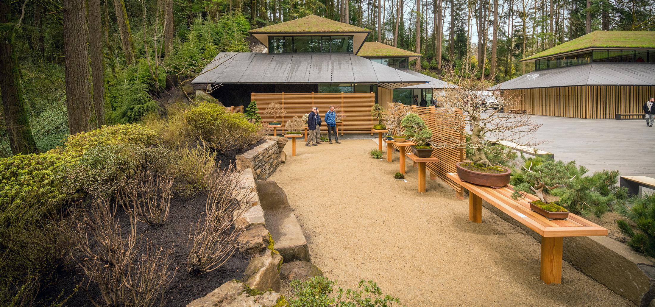 Kengo Kuma Expands the Portland Japanese Garden - Galerie