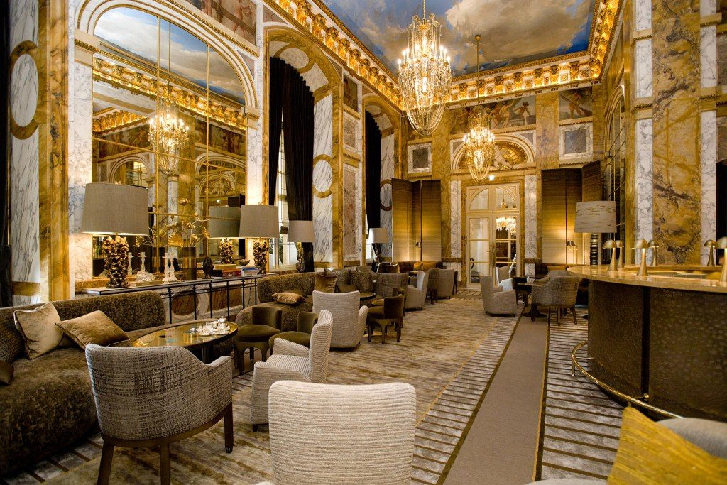 3 gorgeous new design hotels to check out now galerie for Hotel decor 2017