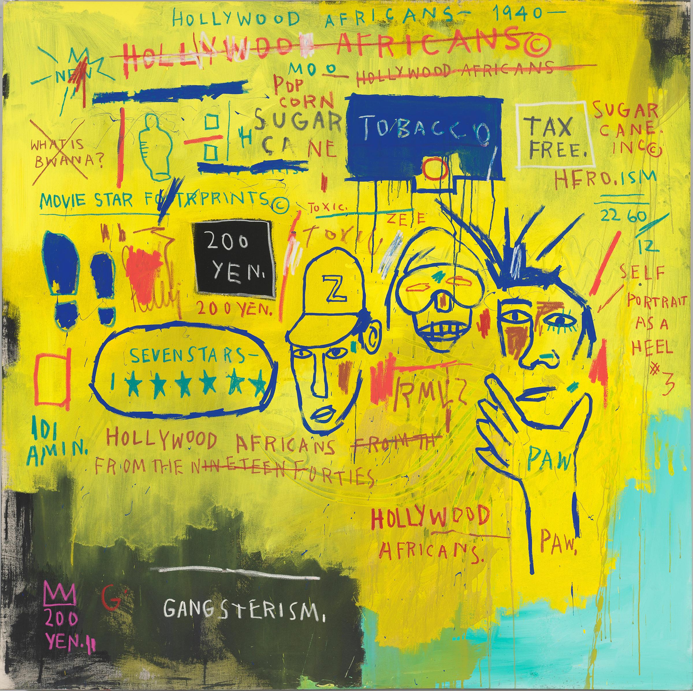 Basquiat: How the Graffiti Artist Became an Art-World Legend - Galerie