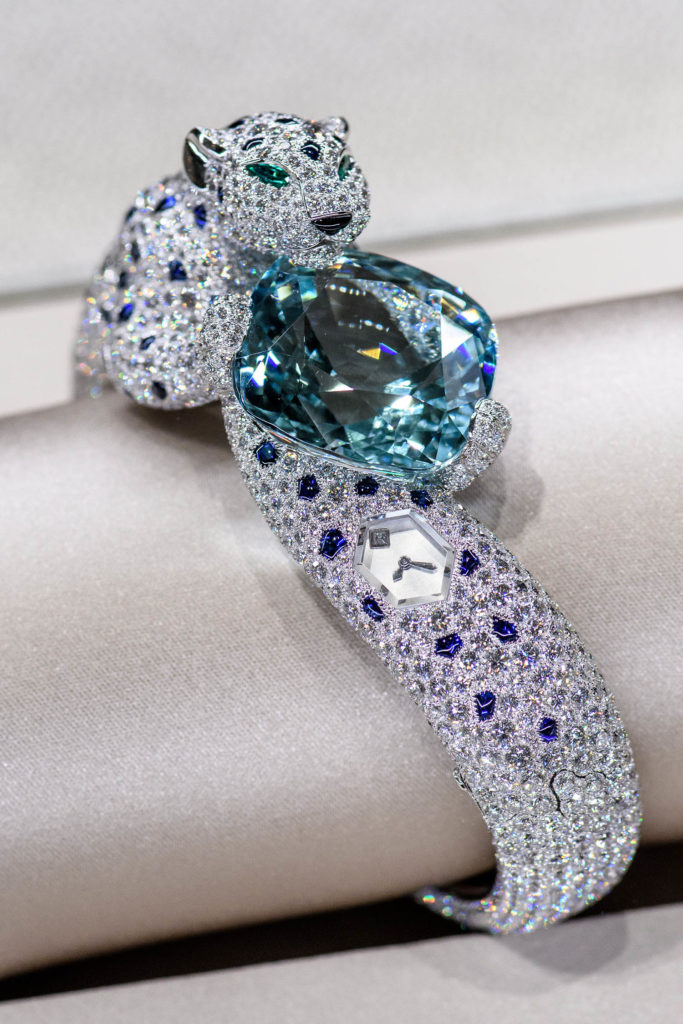 Cartier S Largest U S High Jewelry Exhibition Opens In