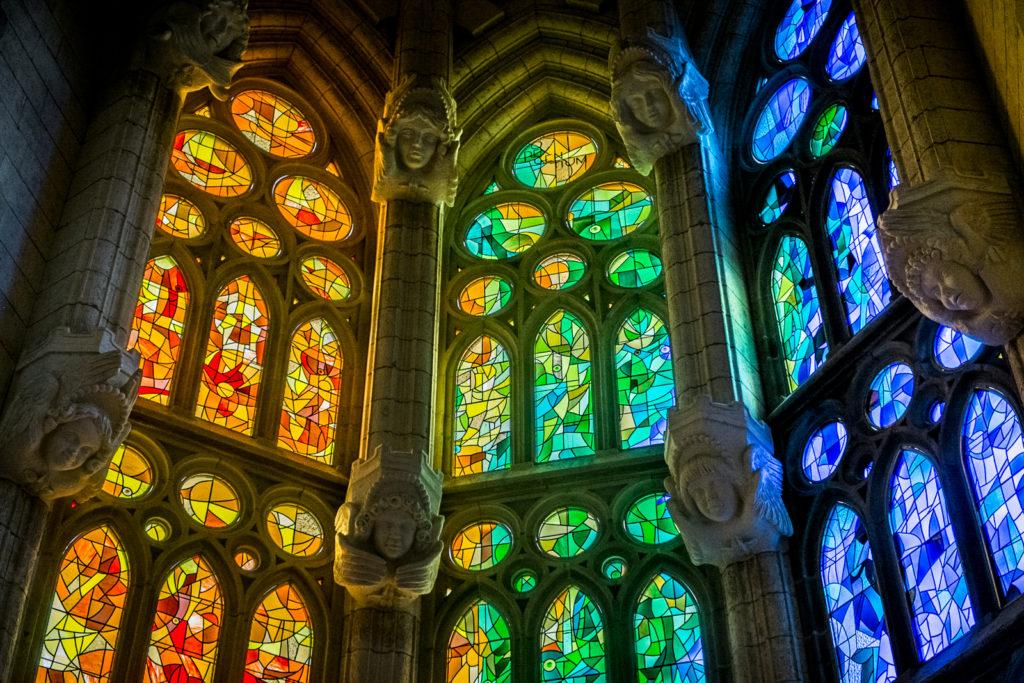 La Sagrada Familia Barcelona Photo Dan Taylor Flickr