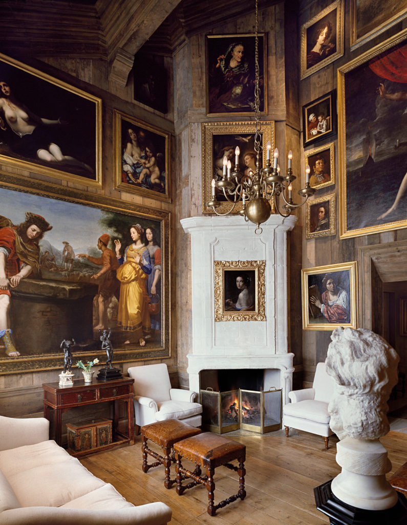 Interior Design Room Drawings Simple: Milan's Studio Peregalli Conjures Magical, Romantic Interiors