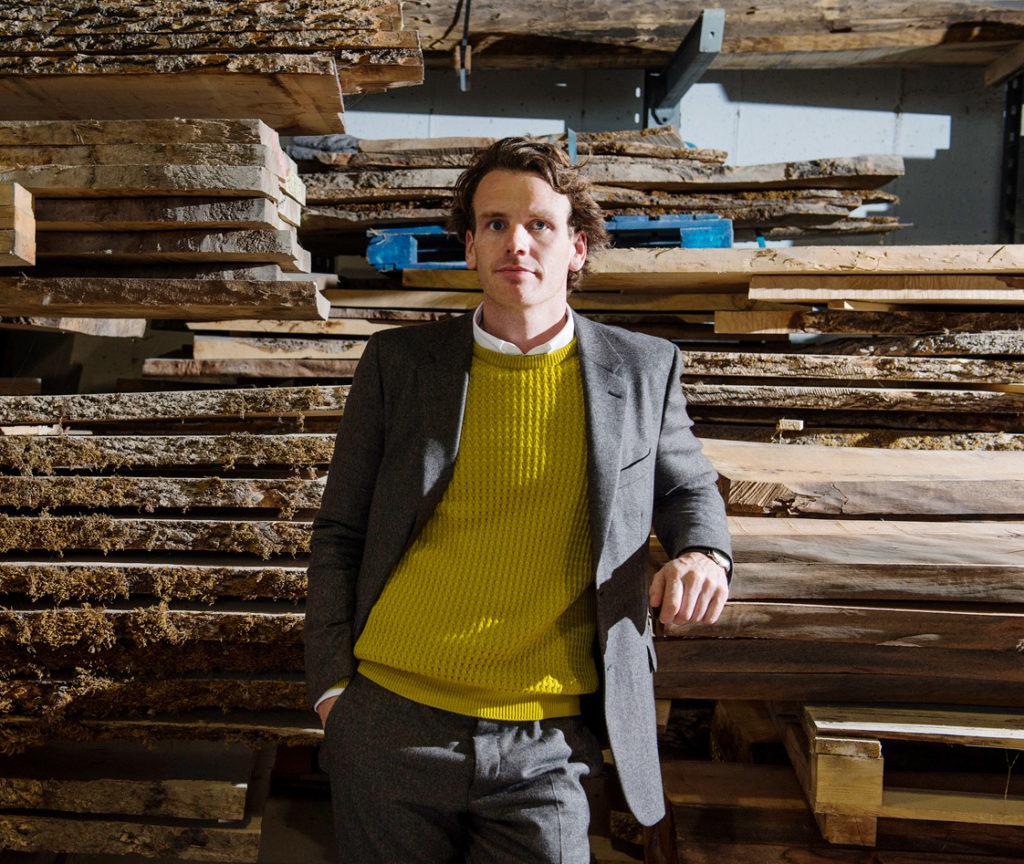 Raul Barreneche: The Magical World Of Joseph Walsh's Wood Furnishings