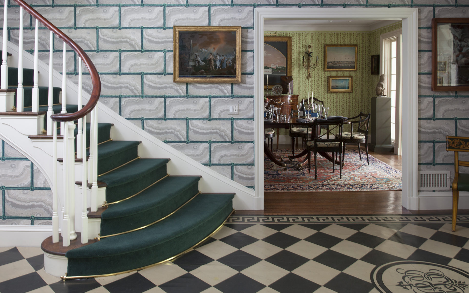 New Design Lessons from a Classic 19th-Century Decorating Book - Galerie