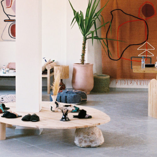 Christian Liaigre S Luxe New Furniture Line Galerie
