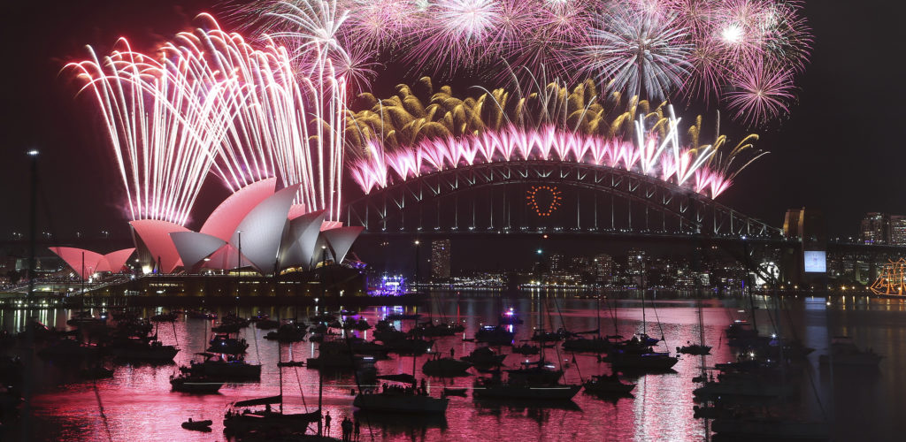 10 Of The Most Glamorous Places To Celebrate New Year S Eve Galerie