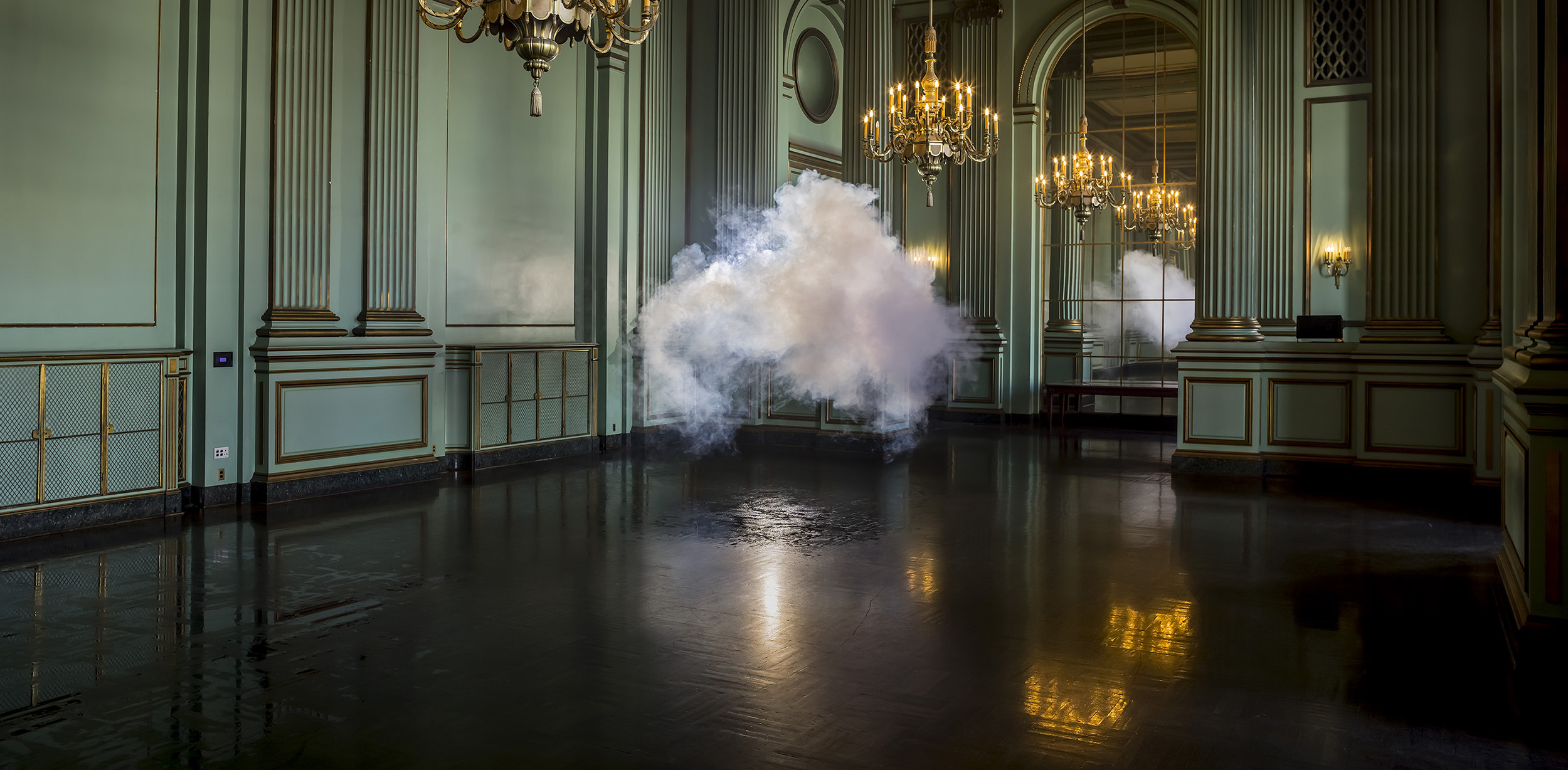 Berndnaut Smilde S Ethereal Clouds To Take Over The Armory