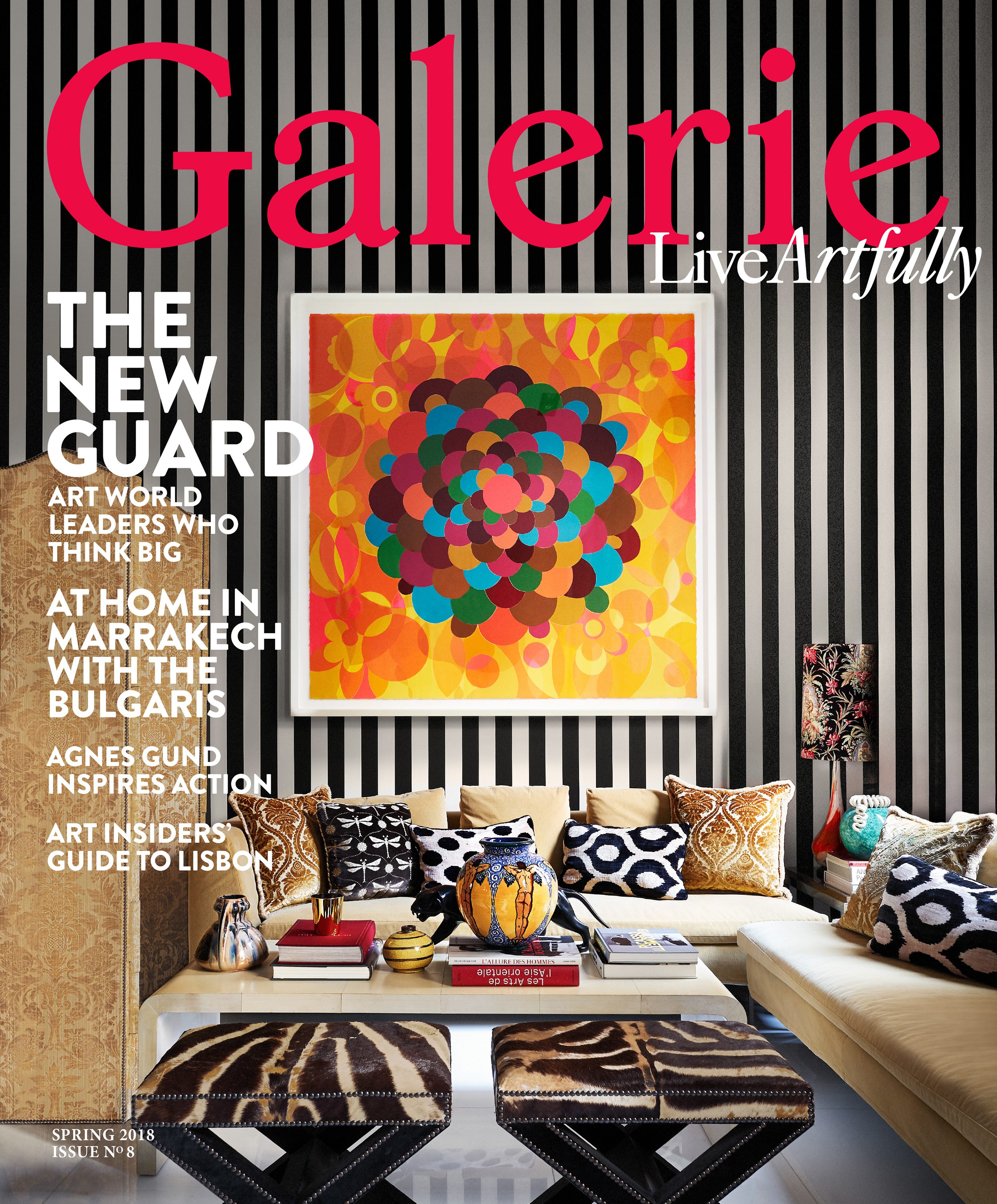 Interior Design Magazine Cover Page Cindy Ray Profiled In Florida