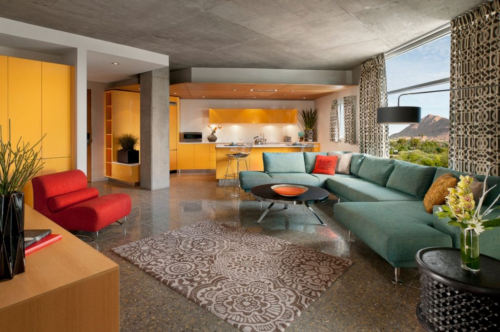 13 of the World's Most Beautiful Midcentury-Modern Hotels