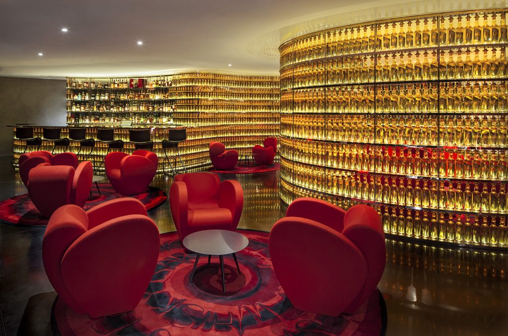 The Watergate Hotel S Lobby Bar Photo Courtesy Of