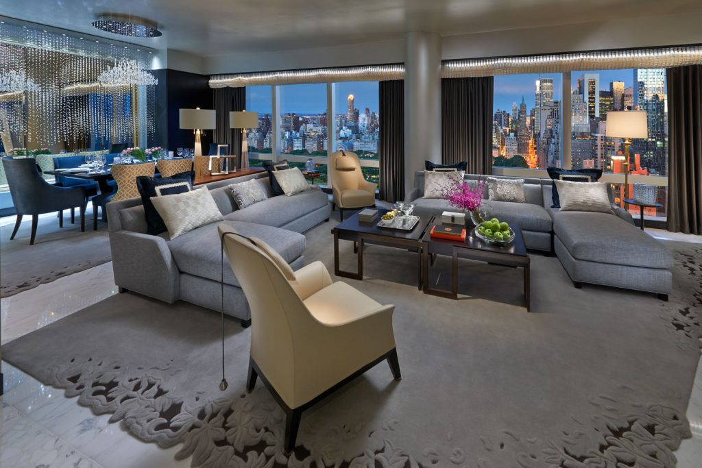 9 Of The Most Expensive Hotel Suites In New York City Galerie