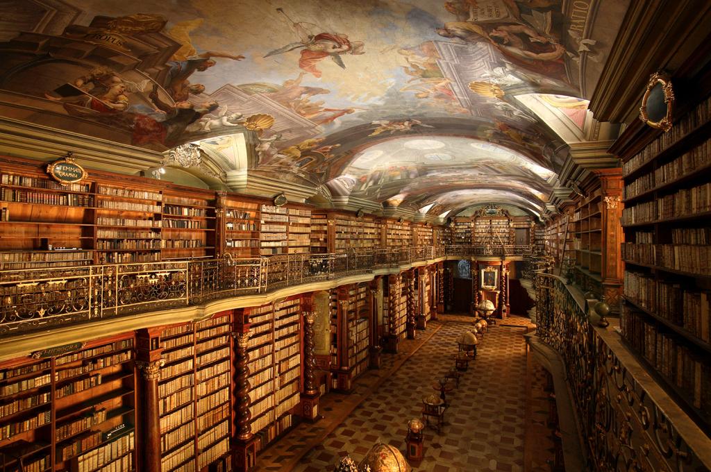 Klementium Library, Prague