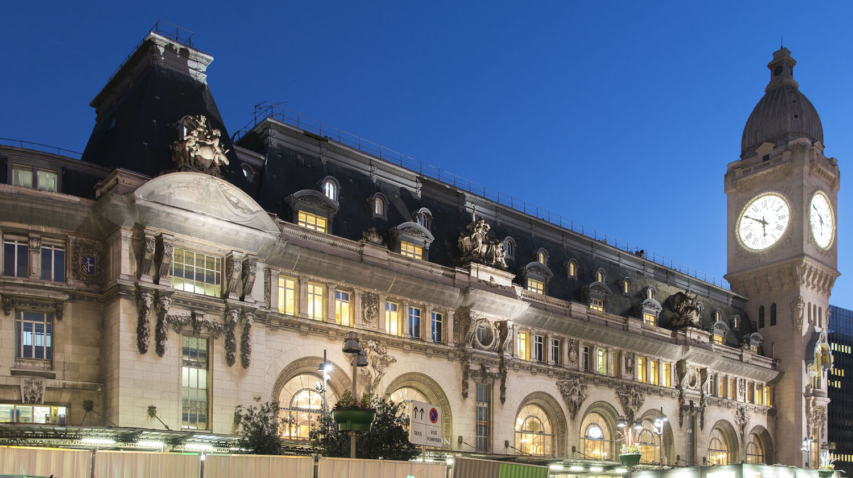 Gare du Lyon, Paris