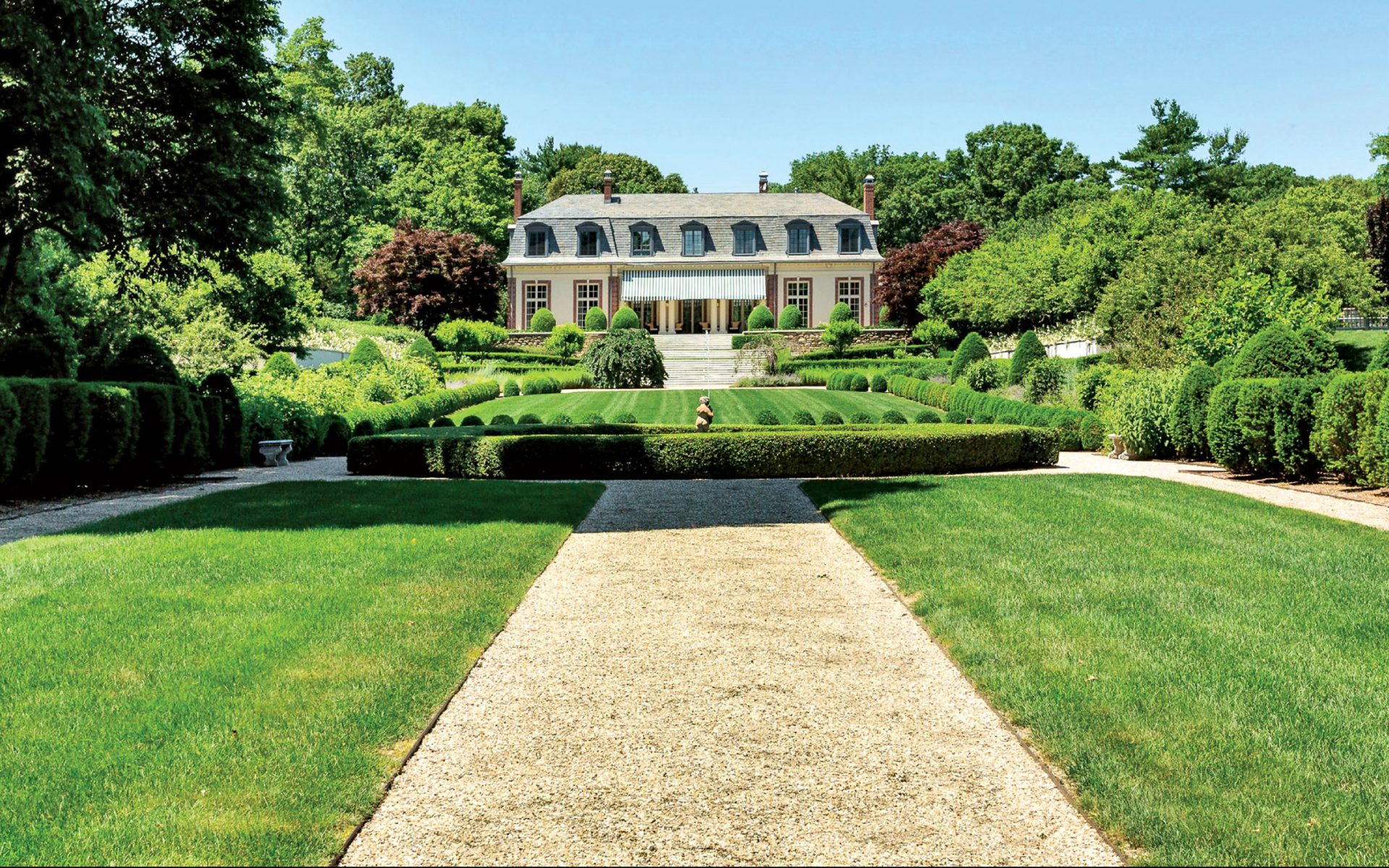 a 15 million ogden codman chateau hits the market galerie - Ogden Lawn And Garden
