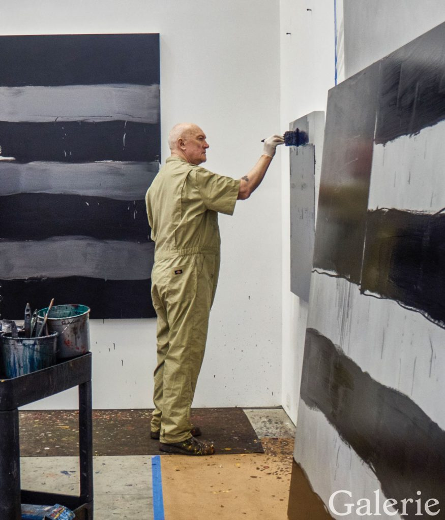 We Go Inside The Studio Of Sean Scully Ahead Of His