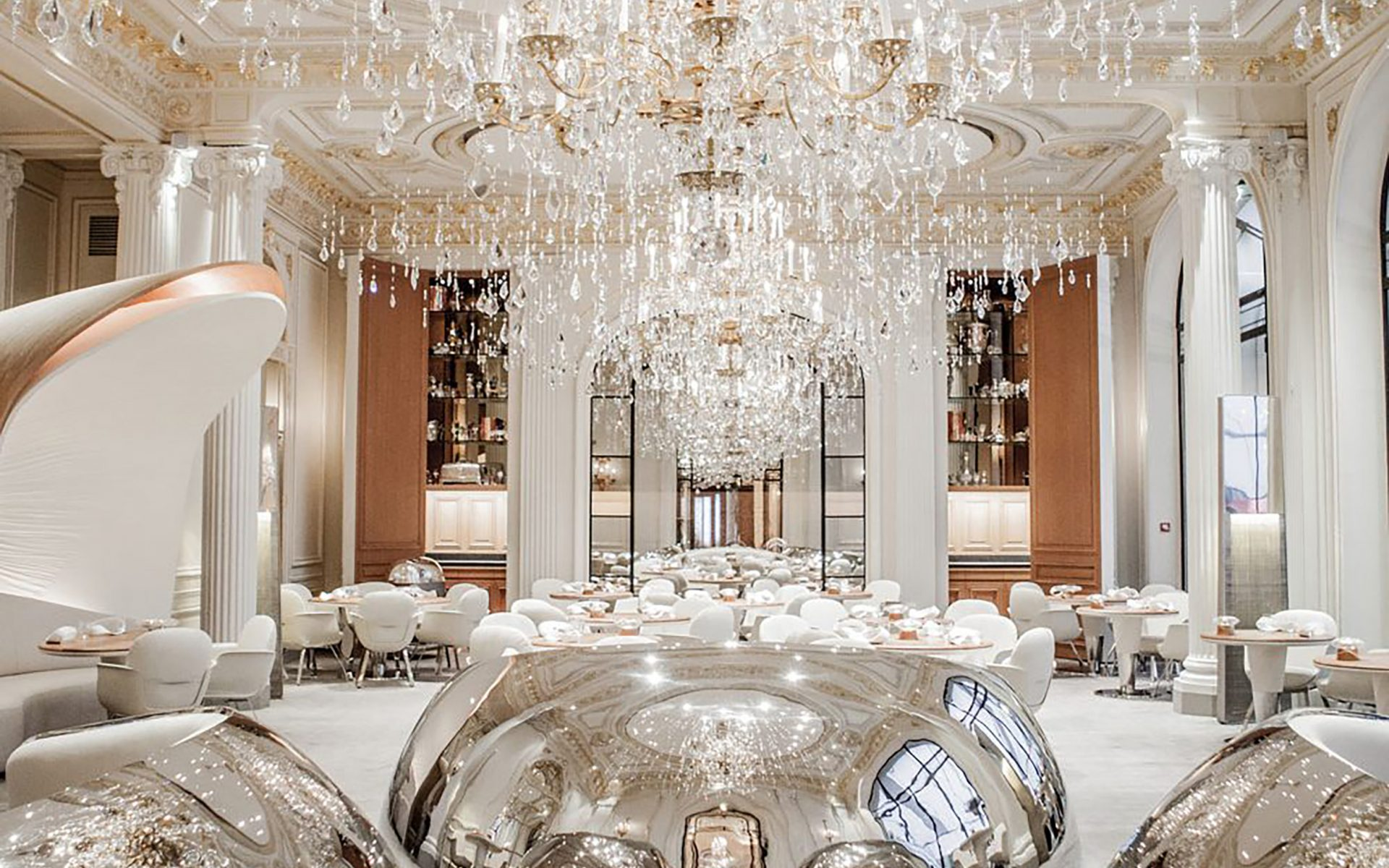 9 of the most beautiful restaurants in paris galerie for 1920s hotel decor