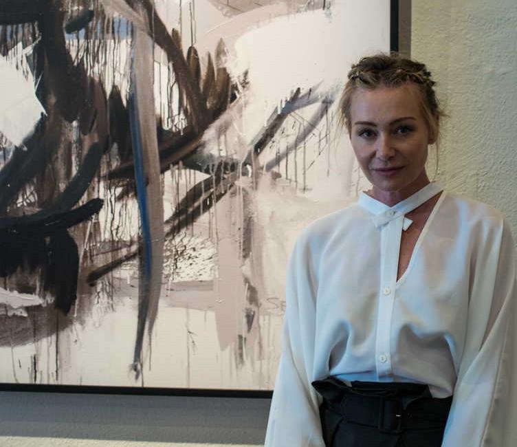 Portia De Rossi Model: How Portia De Rossi Plans To Democratize The Art World