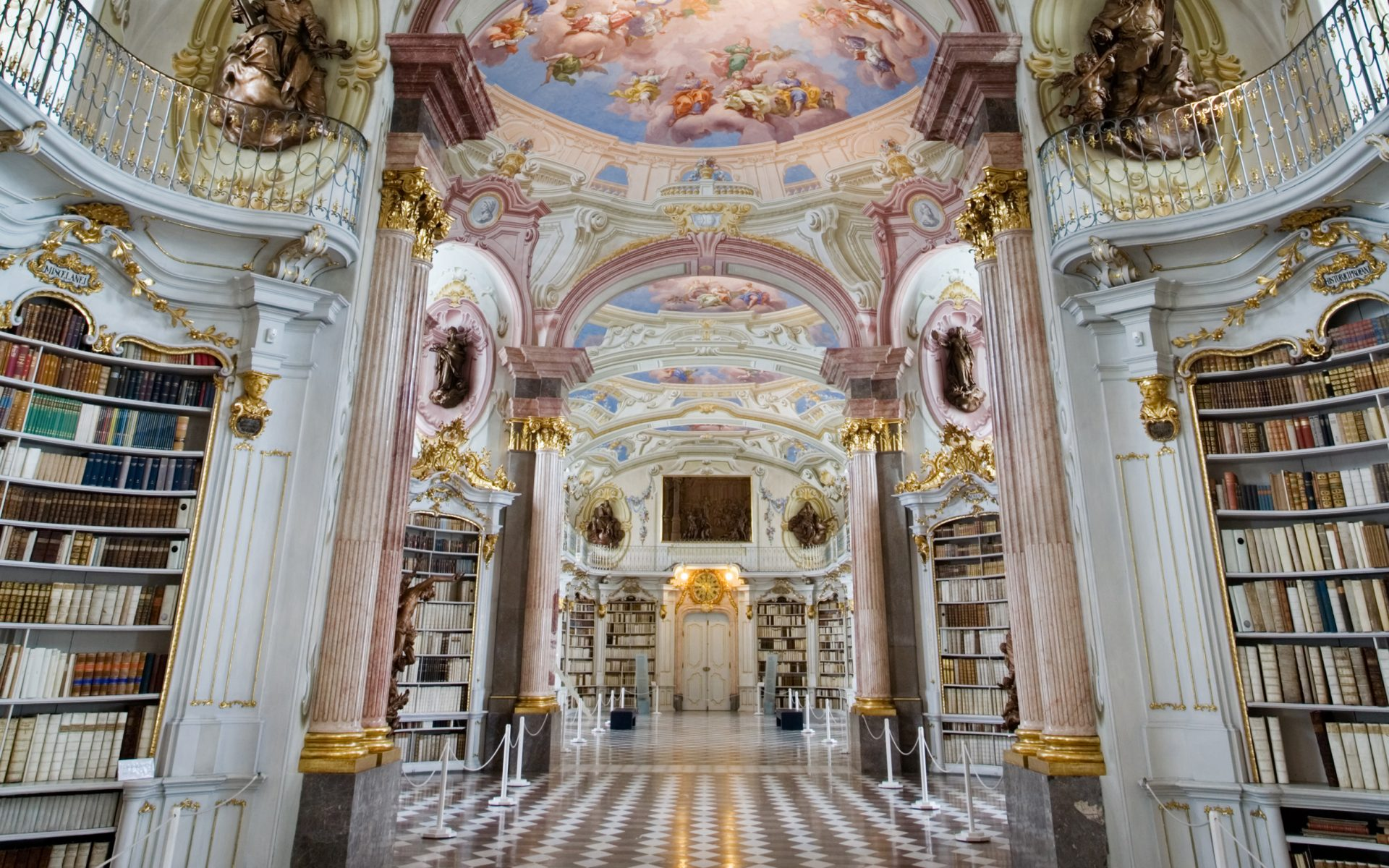 10 Of The Most Beautiful Libraries In The World Galerie
