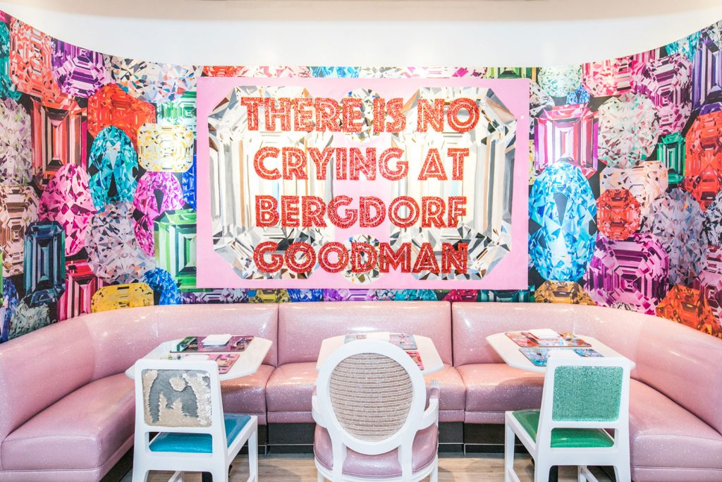 Tips from Bergdorf Goodman\'s \'Outrageous\' New Cafe - Galerie