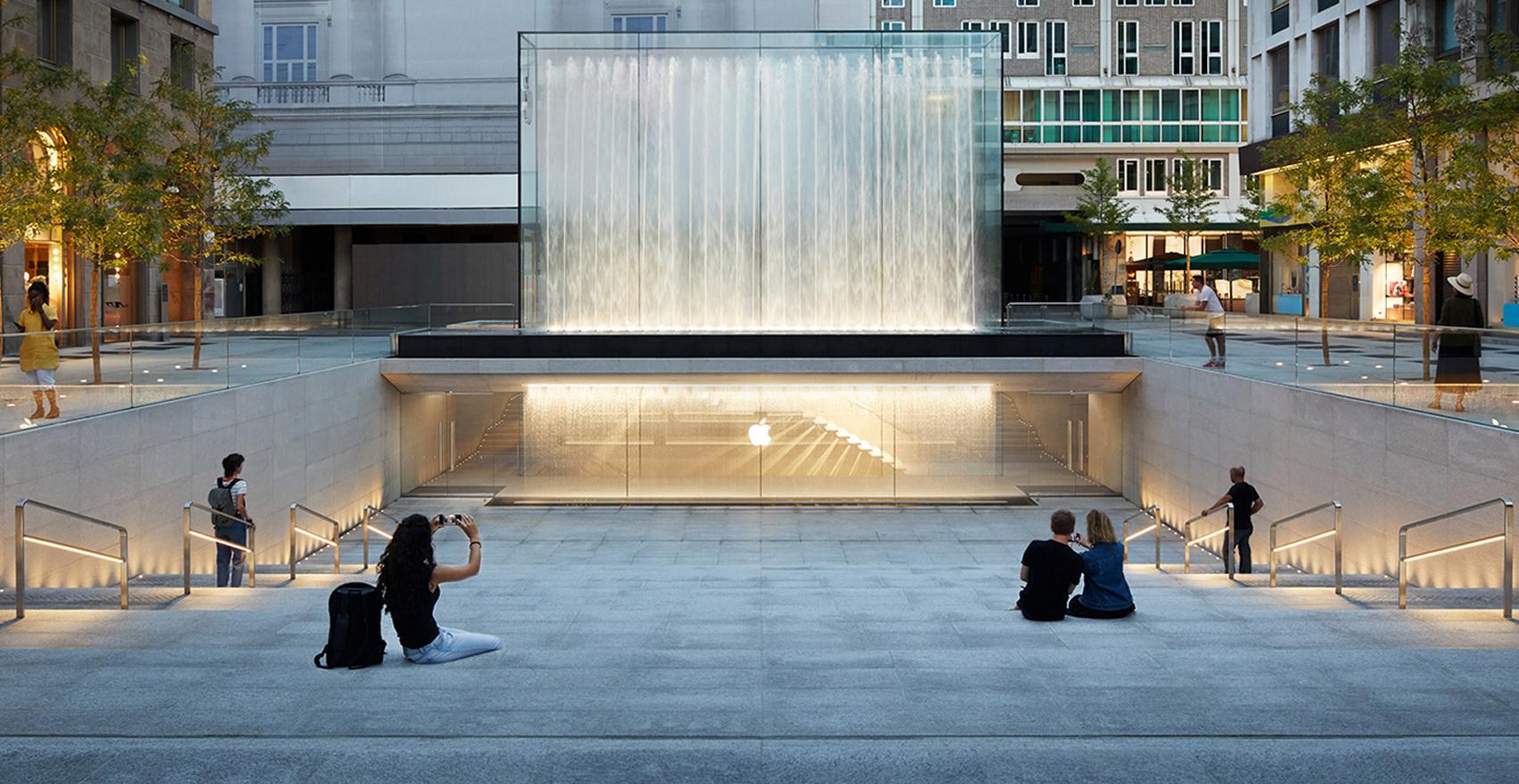 11 Breathtaking Apple Stores Around the World - Galerie