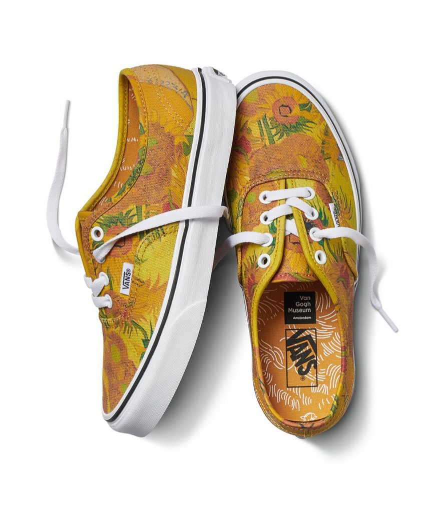 b28801b17214 Vans  Collaboration with the Van Gogh Museum Takes Wearable Art to a ...