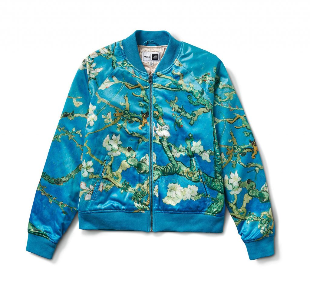 dabedef1646aaf Vans  Collaboration with the Van Gogh Museum Takes Wearable Art to a ...