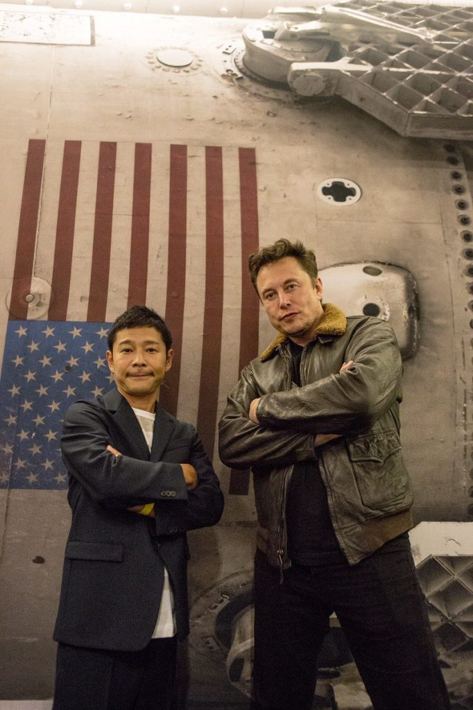 Billionaire Art Collector Teams Up With Elon Musk to Take ...