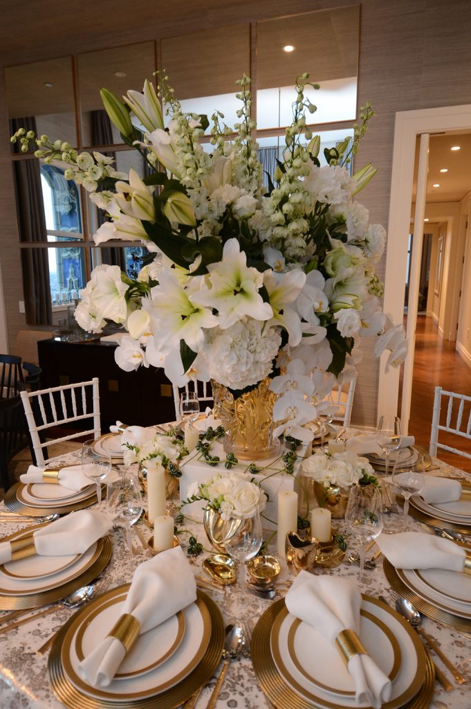 Lalique And Galerie Host An Intimate Enchanting Dinner