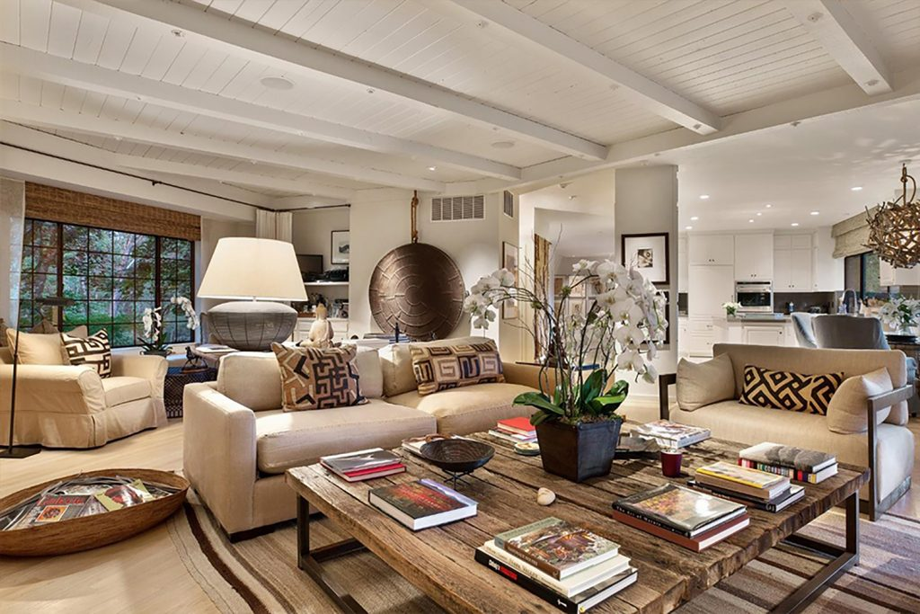 Robert Redford Lists 10 Acre Napa Valley Estate Galerie