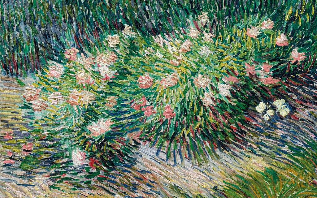 Work Van For Sale >> Rare Van Gogh Painting Expected to Fetch $40 Million at ...