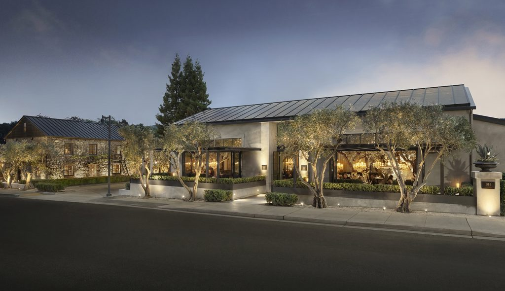 Rh Opens Stunning Marketplace In The Heart Of Napa Valley