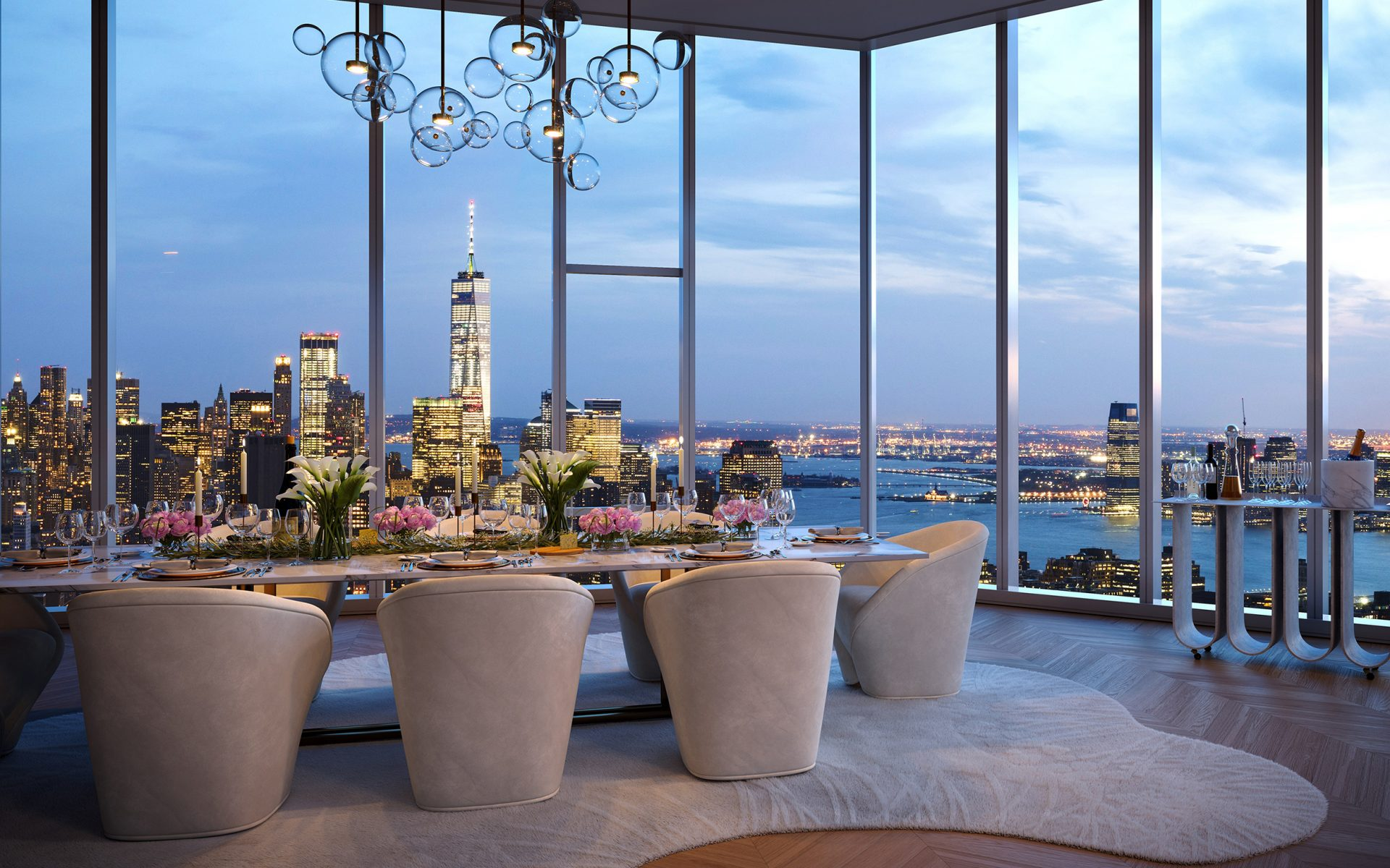 The 9 Most Expensive Penthouses In New York City Galerie
