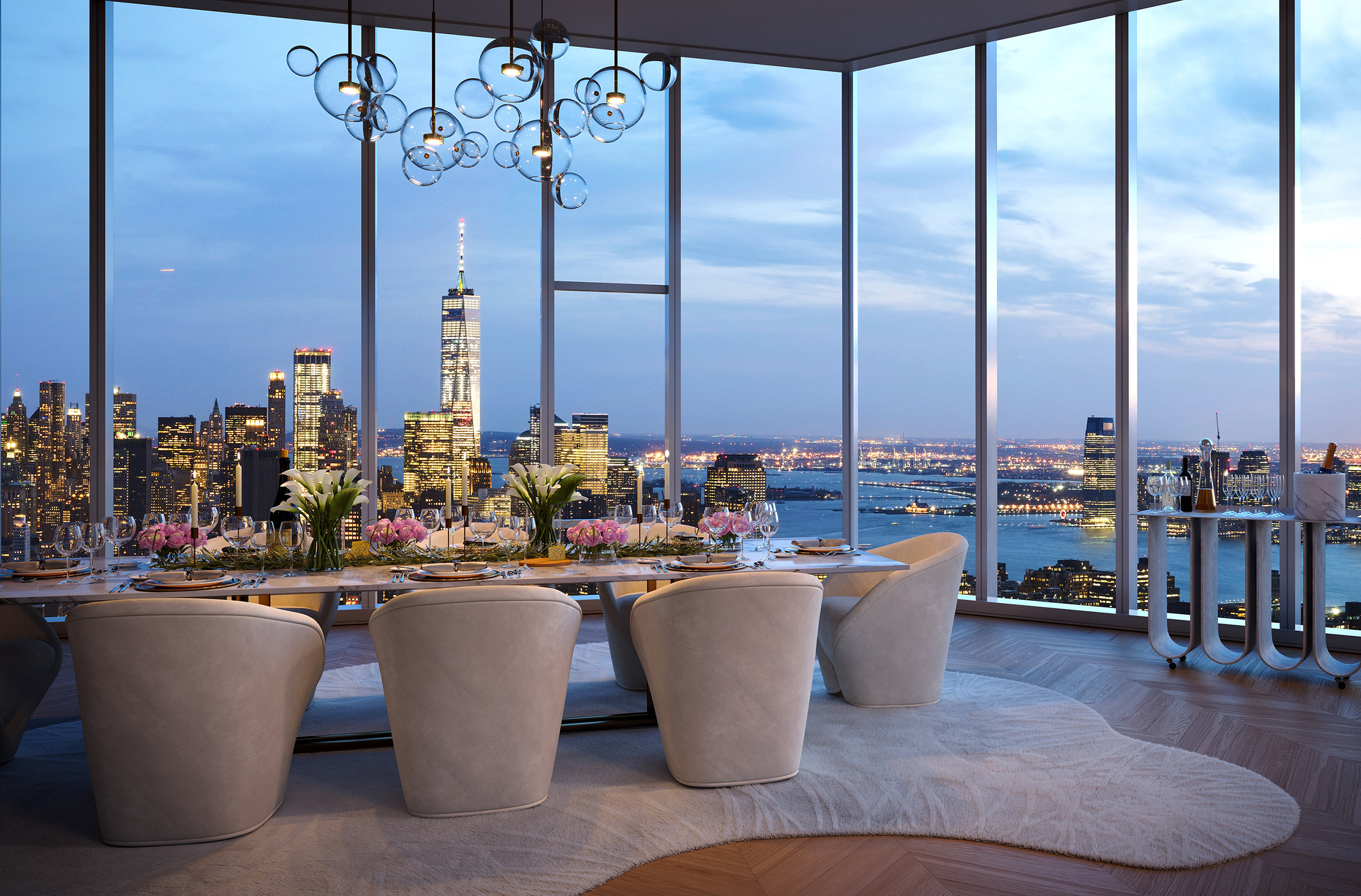 The 9 Most Expensive Penthouses in New York City - Galerie
