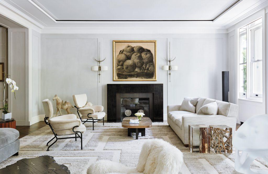 Jacques Grange Designs A Fifth Avenue Apartment For