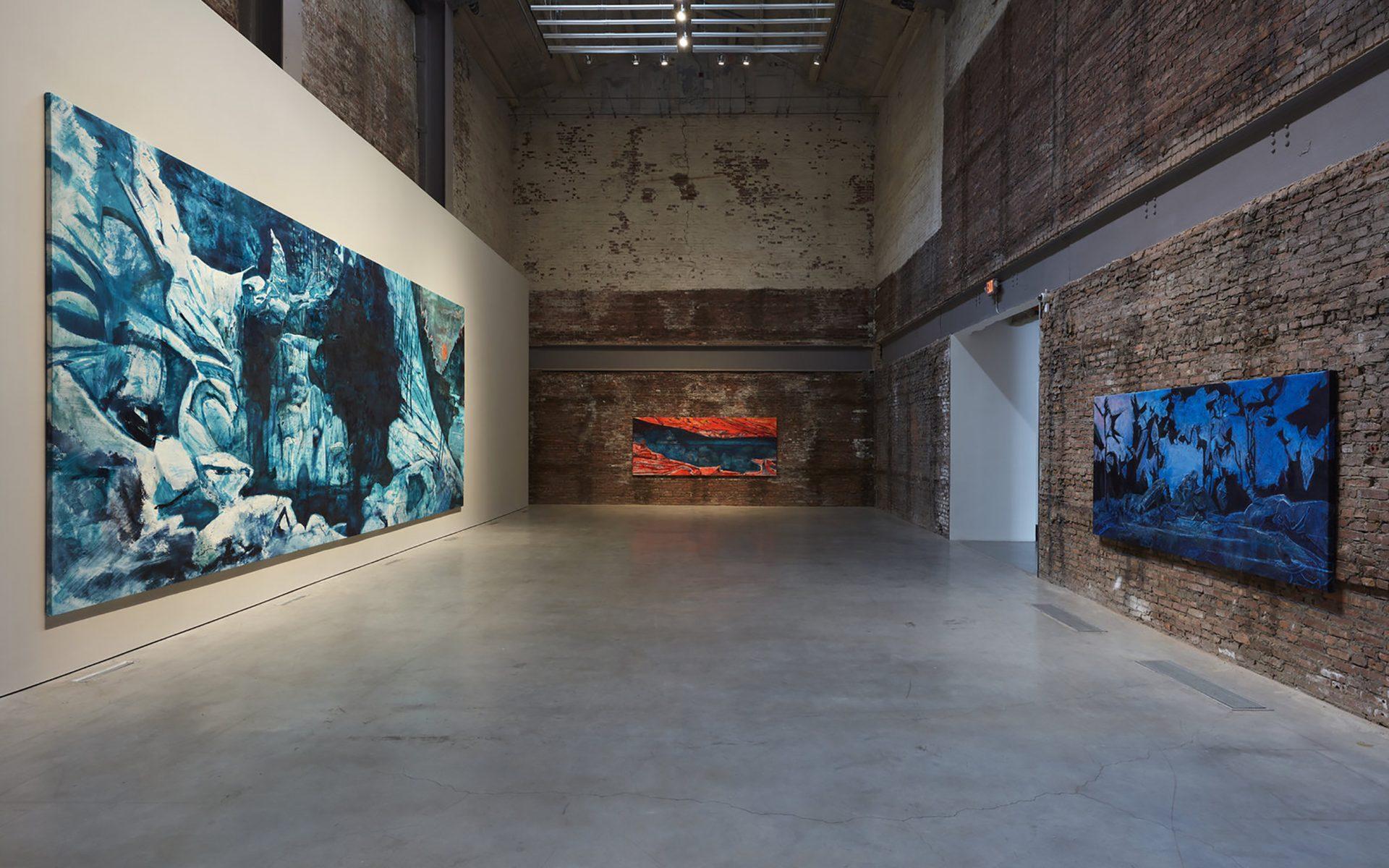 Art Gallery Painting New York
