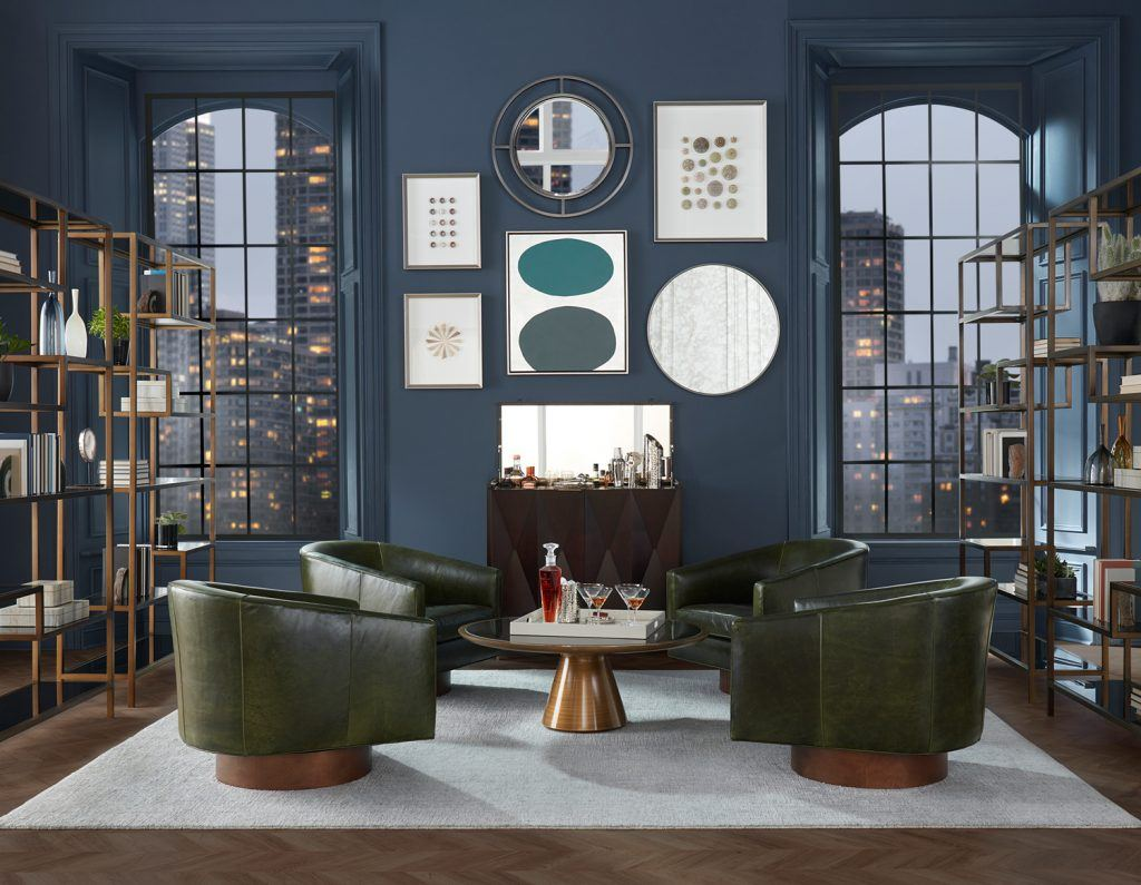 How Vintage French Furniture Inspired Mitchell Gold And Bob