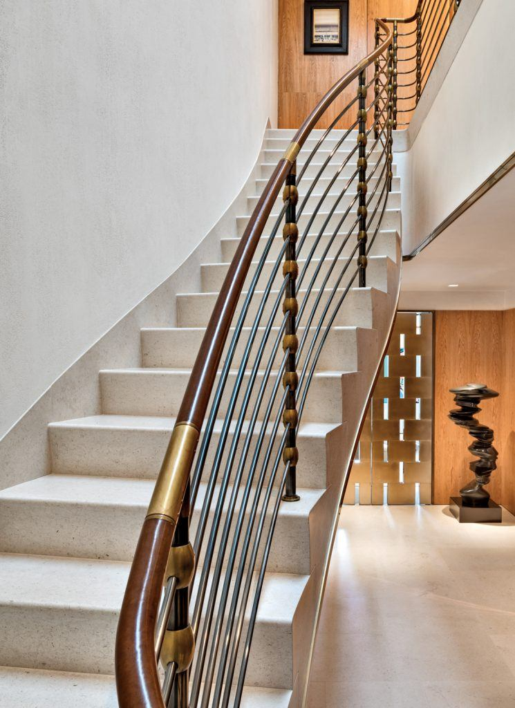 Deborah Berke Partners Crafts A Refined Penthouse For A Major Collector Galerie