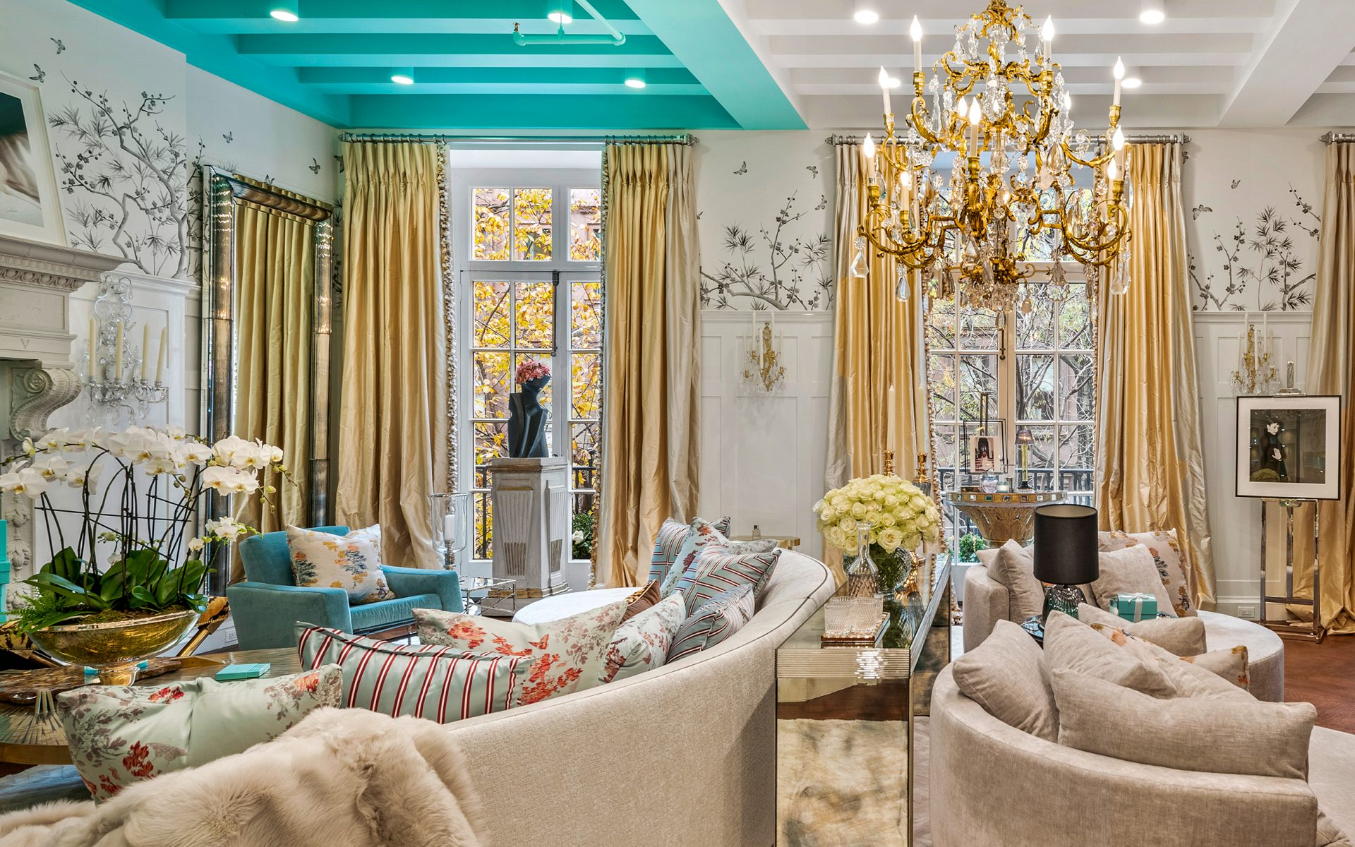 Tour The 2019 Holiday House Nyc Galerie