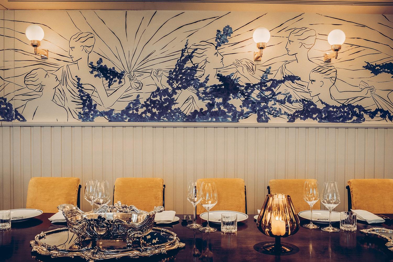 Decoration De Chambre Theme Paris architect fabrizio casiraghi reimagines paris's famed