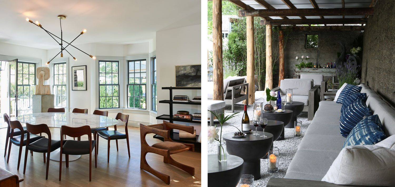 Valley Rock Inn & Mountain Club reflects the refined taste of its owner, 1stdibs founder Michael Bruno.