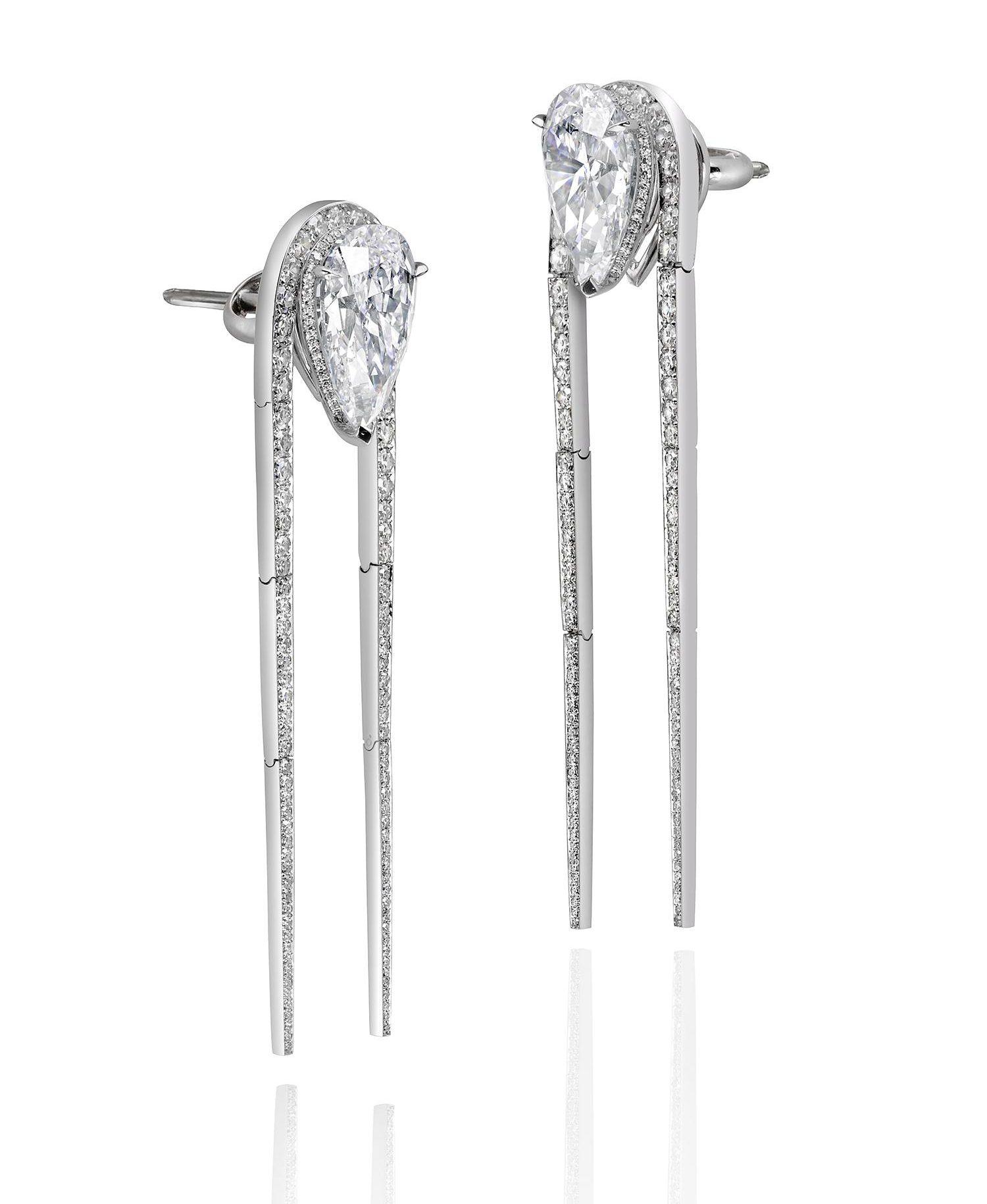 Hong Kong Jeweler Nicholas Lieou Is Transforming Diamonds Into Dazzling Works Of Art Galerie