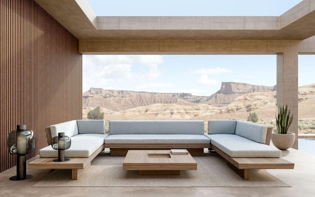 Bonetti Kozerski Crafts Sophisticated, David Sutherland Furniture